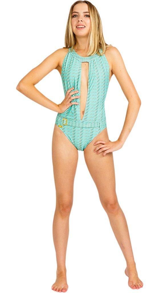 Stunning Mint Swimsuit